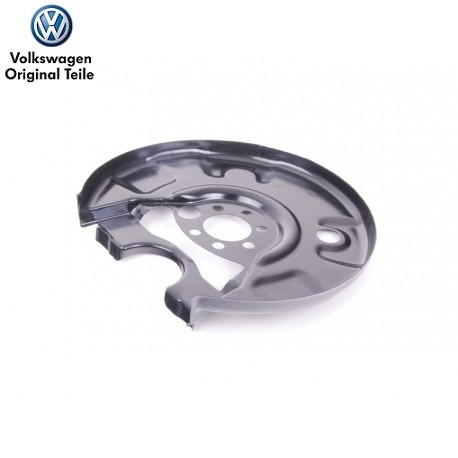 Protecteur pour disque de frein arrière droit