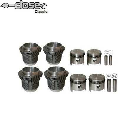 Kit cylindres pistons 1600cc