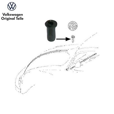 Clip pour maintain sigle VW