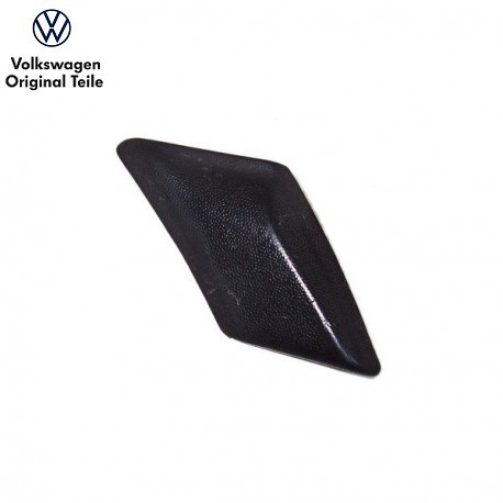 Baguette de protection aile arrière droite noir
