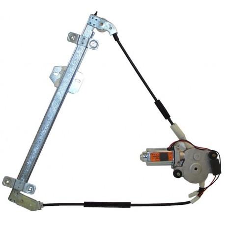 Mécanisme complet lève-vitre électrique avg pour Golf 2, Jetta 2