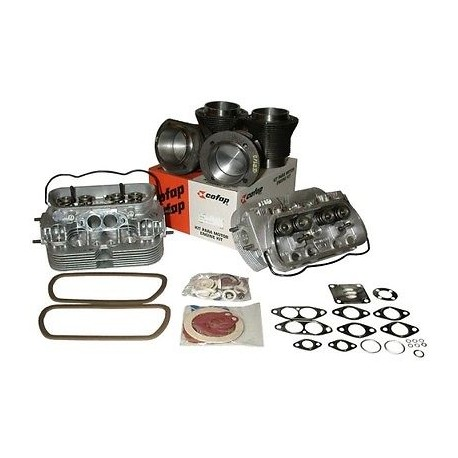 Kit cylindres, pistons, culasse 1641cc