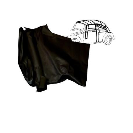 Ciel de toit  vinyle noir perforé
